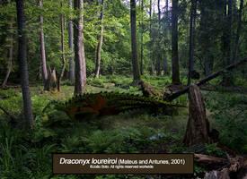 Draconyx loureiroi by Sputatrix