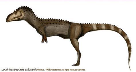 Lourinhanosaurus antunesi by Sputatrix