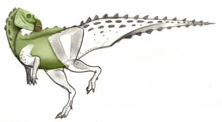 Digital Painting Sketch by Sputatrix