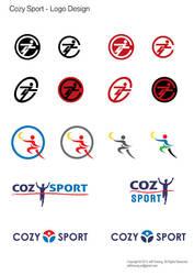 Cozy Sport - Logo by naugthy-devil