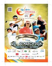 Enjoy Jakarta Indonesia PGA Championship Poster by naugthy-devil