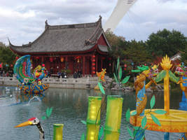 Chinese Garden by serenity3-0