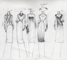 'Seduction' Sketches 2 by TheBocaj