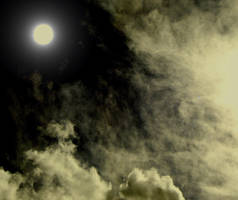 night sky by Ariagne-stock
