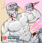 cells at work!! white blood cell by eroskunlove