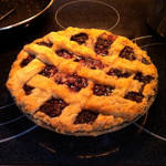 Blueberry Pie by garfey
