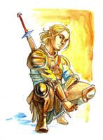 Zevran by GARPIYA