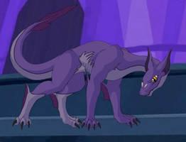 Dragon Booster - Deeceyt by Dragon-Nataku