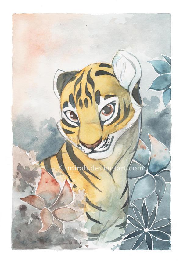 Jungle Beauty by Kamirah