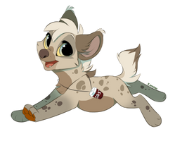 Commission :: Kitchiki by Kamirah