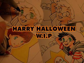 WIP: Harry Halloween by zeldacw