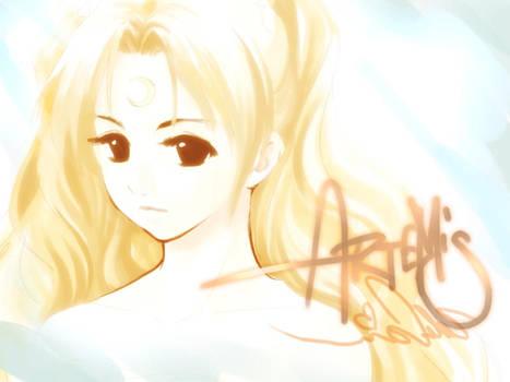 MYth: Artemis Light by zeldacw