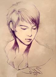 sketch practice by zeldacw