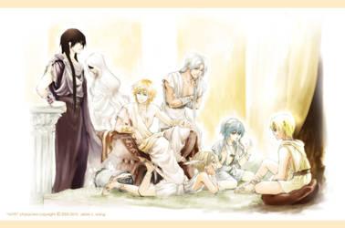 MYth: The Gods by zeldacw