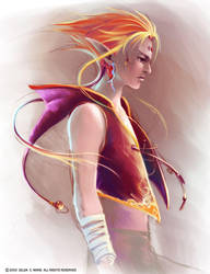 CS: Fire Prince Akara by zeldacw