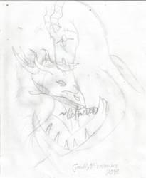 Dragon Hugs by CelineDGD