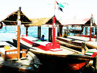 Dubai Abra by IG-P