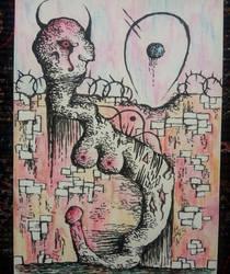 Rape Slug by PsychicHorns