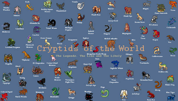 Project Cryptid V.1.5 by SynapticBoomstick