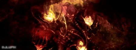 Demon Fire version by djlupix