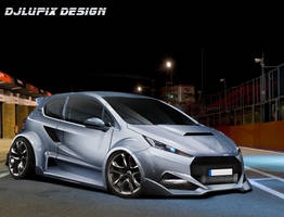Peugeot 308 Virtual Tuning by djlupix