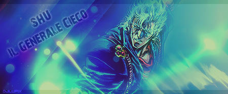 Shu of Hokuto No Ken by djlupix