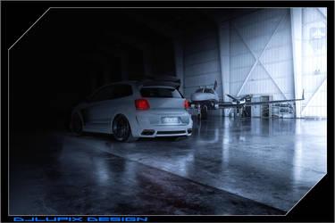 VW Polo Virtual Tuning by djlupix
