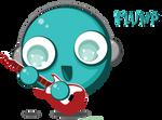 Commission- Flump by greenafire