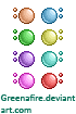 Emoticon Bases by greenafire