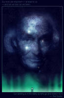 Doctor Who - William Hartnell in the Stars by AbelMvada