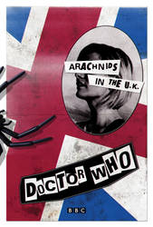 Doctor Who - Arachnids in the UK by AbelMvada