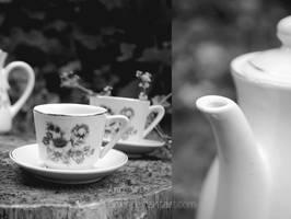 Tea party by anxiri