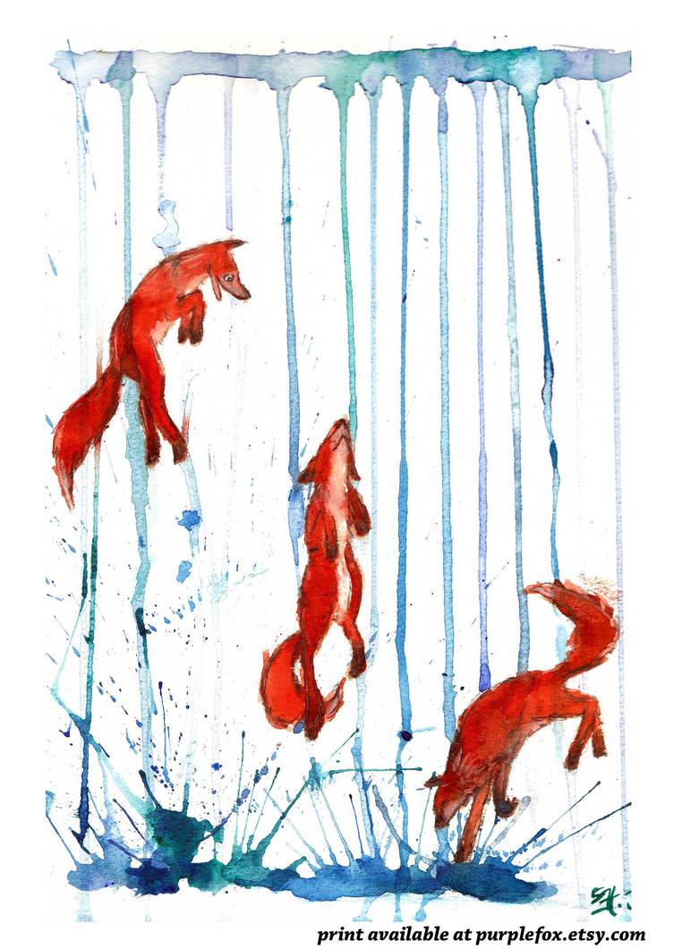 Refresh (Illustration Friday) by bonzaialsatian