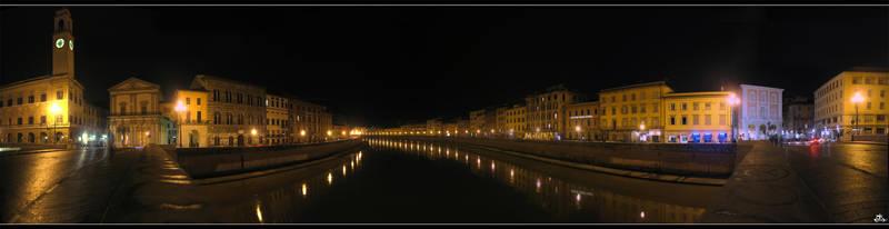 Ponte di Mezzo by thewolf15