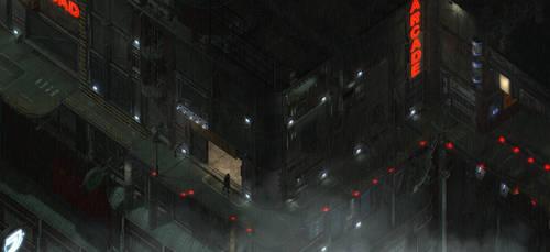 Isometric Game concept by joelegecko