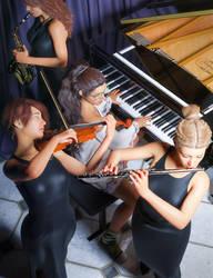 Chani Music by joelegecko