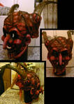 Mask - Devil by StereoiD