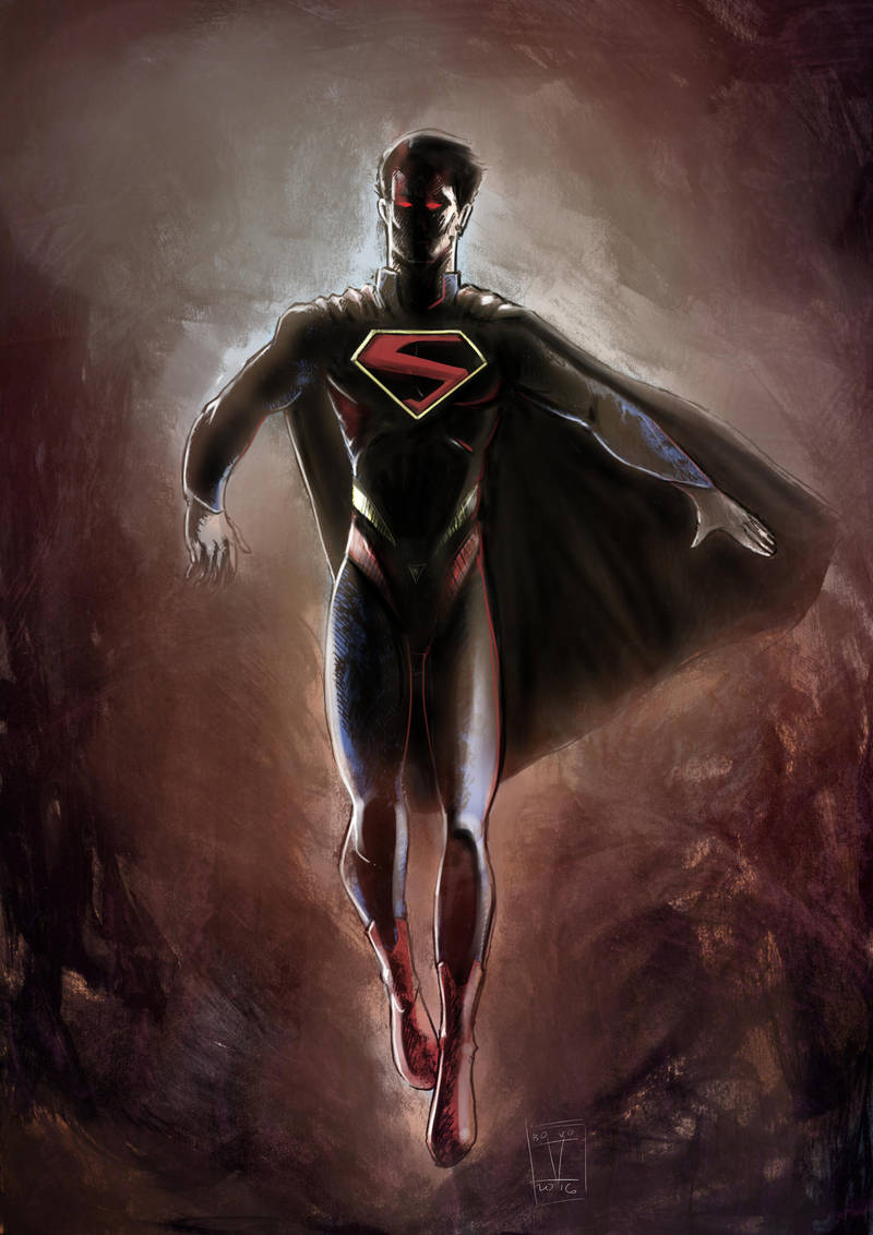 Kryptonian by StereoiD