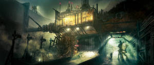 Industrial Zone by Nick-Foreman