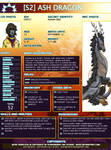 Ash Dragon - NPC by gigglesalot