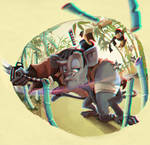 Unai 3D stereoscopic by ruth2m