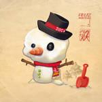 Merry XMAS_Feliz Navidad '09 by ruth2m