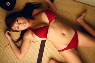 Hot Asian Babe by Master-Bait-On-U