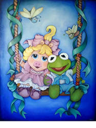 Muppet Babies by yunik-e