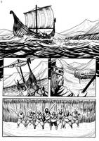 Vikings pg1 by rafaelpimentel