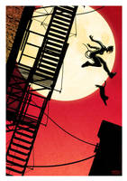 Catwoman poster design by rafaelpimentel