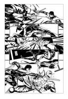 Nightwing sample page - 02 by rafaelpimentel