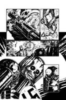 Hellboy sample page 03 by rafaelpimentel