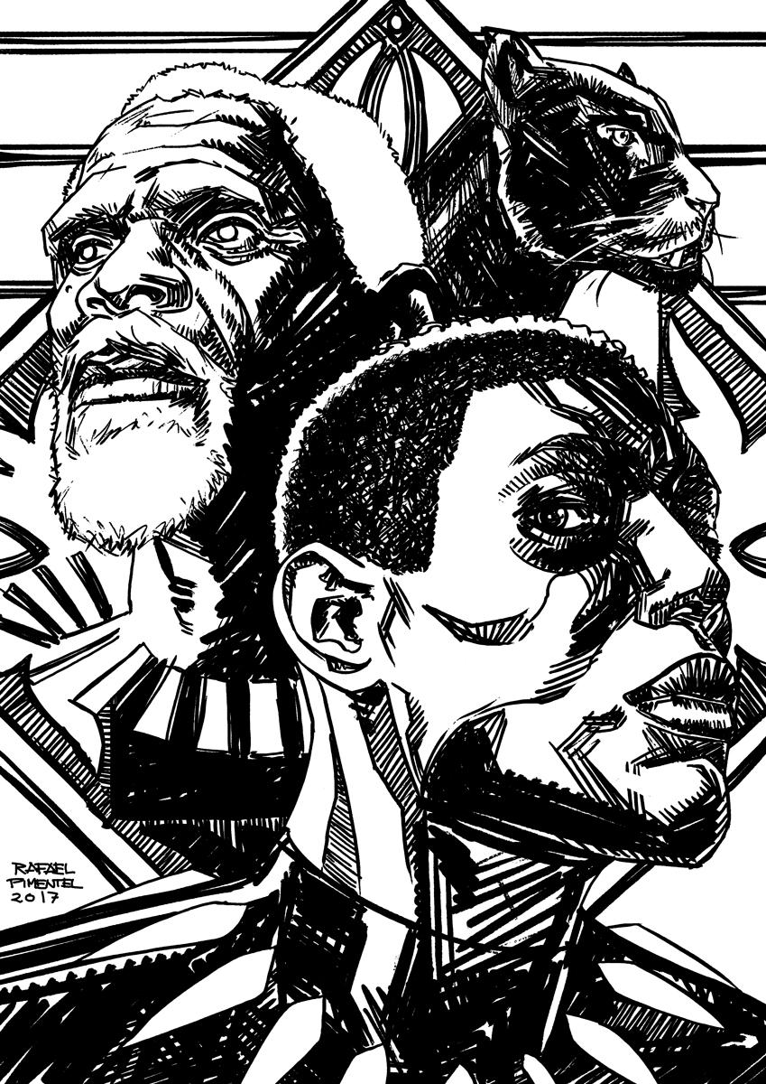Wakanda Feelings by rafaelpimentel
