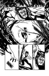 Wolverine sample page 01 by rafaelpimentel